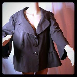 Jackets & Blazers - Apt.9 brown blazer